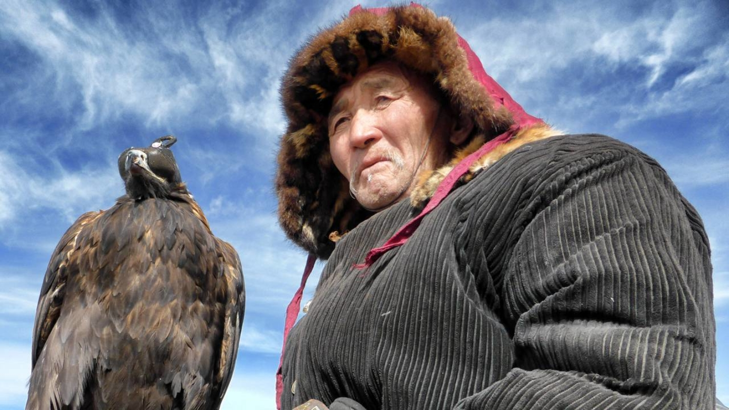 Meeting Golden Eagle trainer