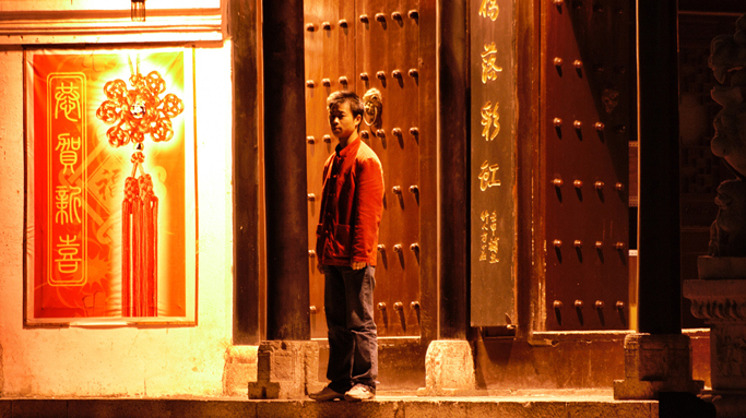 China Tours & Travel, Tea house in Beijing, China