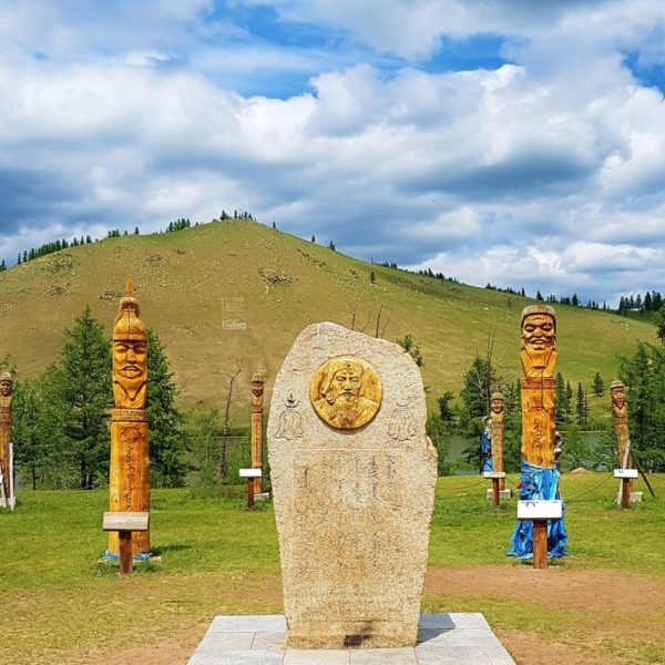 Chinggis Khan Came To Power By Uniting Many Of The Nomadic Tribes Of Northeast Asia