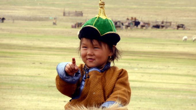 Mongol Kid
