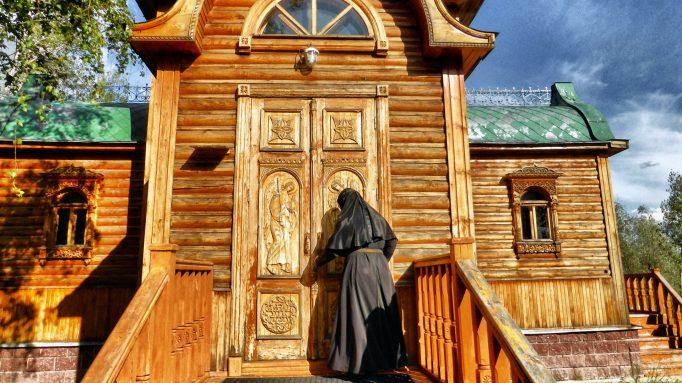 Nun Omsk