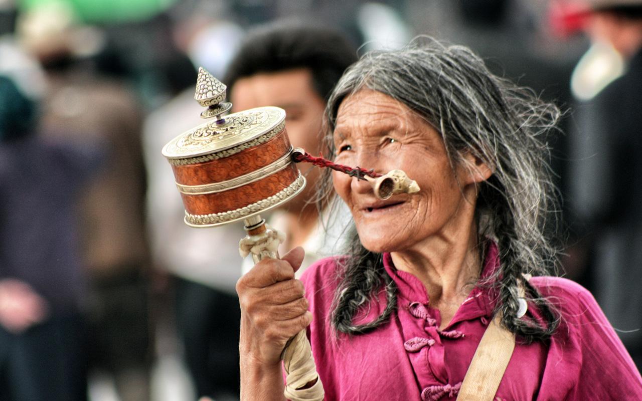 Pilgrim Tibet Hero