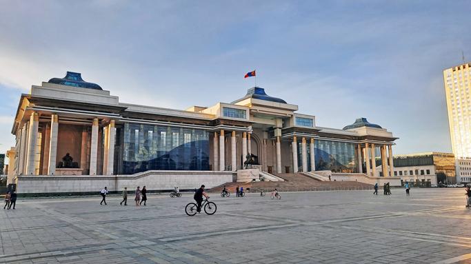 Mongolia COVID19