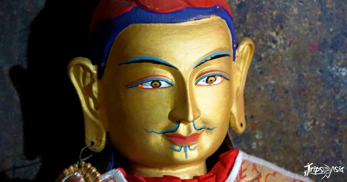 The King Songtsen Gampo