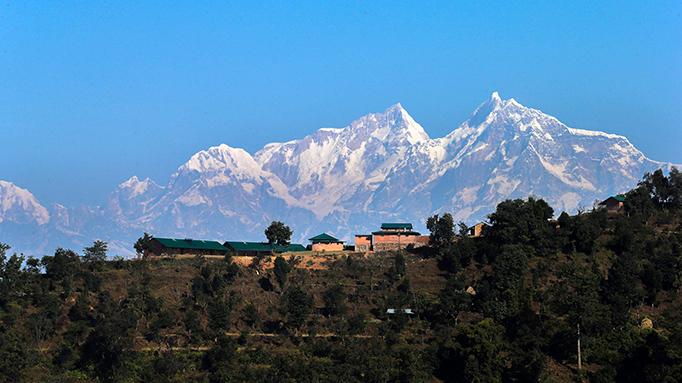 Three Mountains lodge, Nepal, Nepal Private Tours