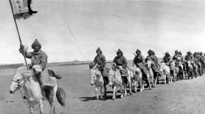 Inner Mongolian army