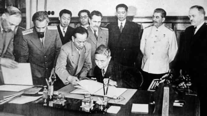 Sino-Soviet Treaty of Friendship and Alliance
