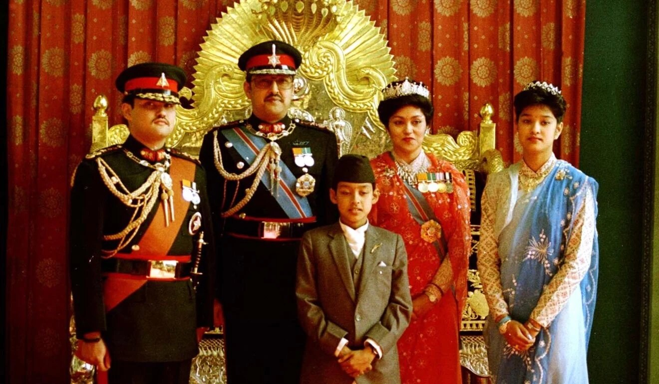 Nepalese Royal Family