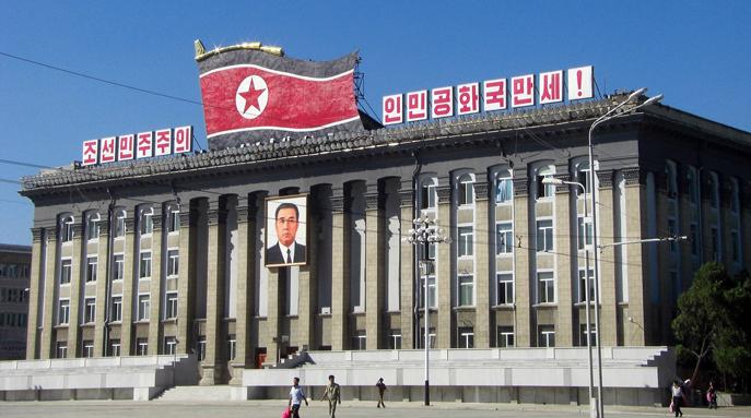 Pyongyan, North Korea