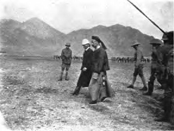 British in Tibet