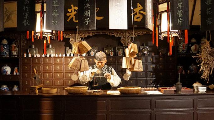 Shanghai History Museum 1