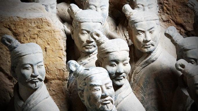 Xian Terracotta 1