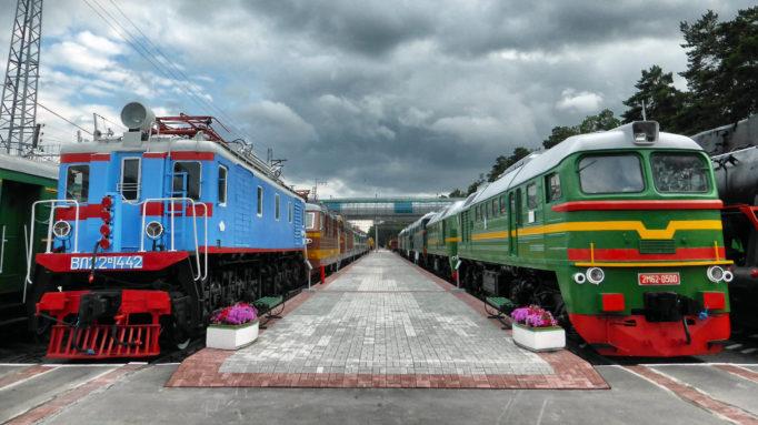 Trans Siberian Train Tour