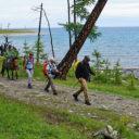 Trekking_Lake_Khovsgol