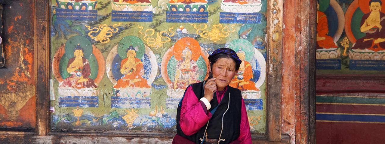 Across the Tibetan Plateau 2021